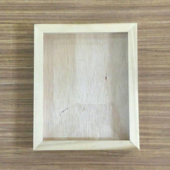 Jual Figura Frame SCRAPBOOK 3D ukuran 25 x 30 (kosongan) - asmara ...