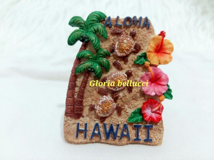 Jual MAGNET KULKAS NEGARA HAWAII AMERIKA HAWAI Gloria Bellucci .