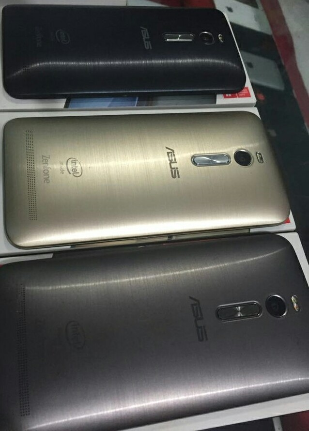 Jual HP Asus Zenfone 2 RAM 4GB Internal 64GB Second Bekas
