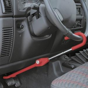 Pedal to Wheel Lock Kunci Pengaman Kopling/Pedal Locks USA Car Mobil