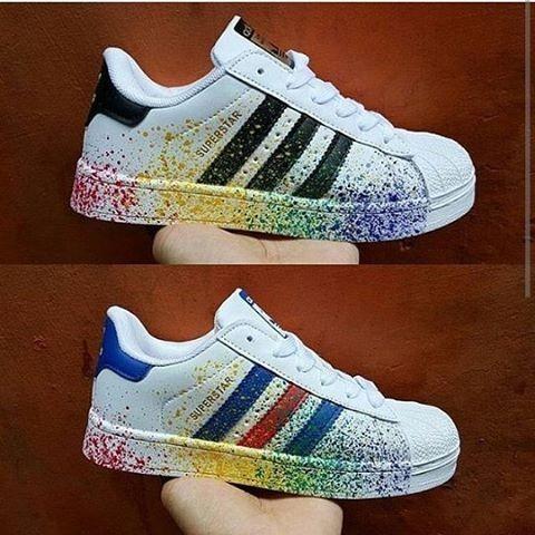 harga Adidas superstar pridepack ( sepatu couple ) Tokopedia.com