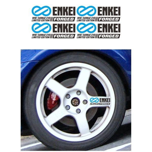 harga Sticker velg mobil enkei wrc tarmac evo limited forged Tokopedia.com