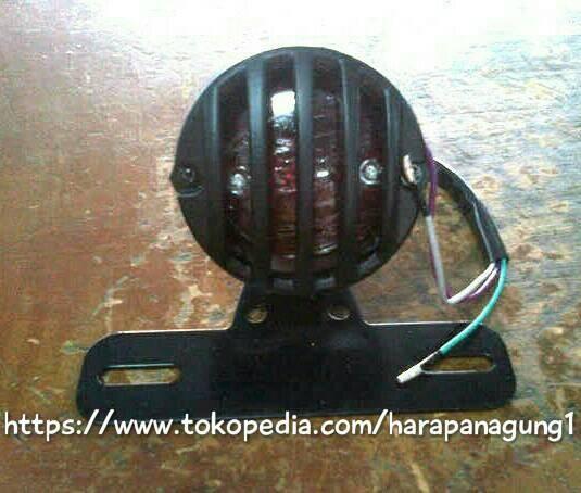 harga Lampu stop japstyle grill Tokopedia.com