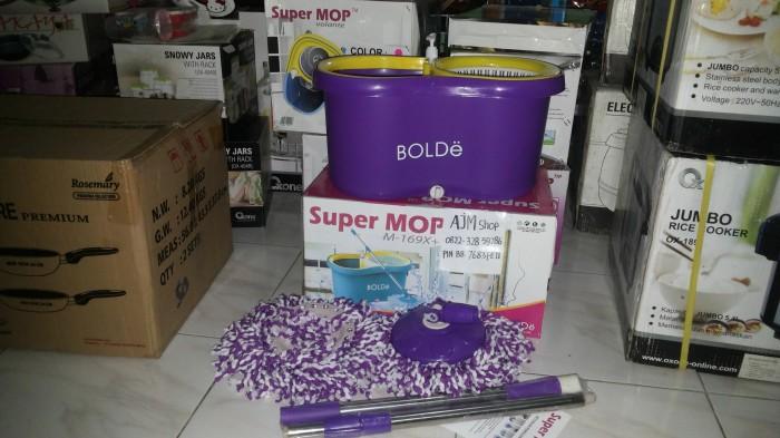 ... harga Super mop m-169x+ ungu bolde Tokopedia.com