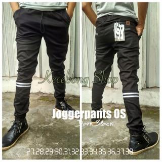 Joger pants os / jogger pants strip / jogerpant/joggerpants / chinos