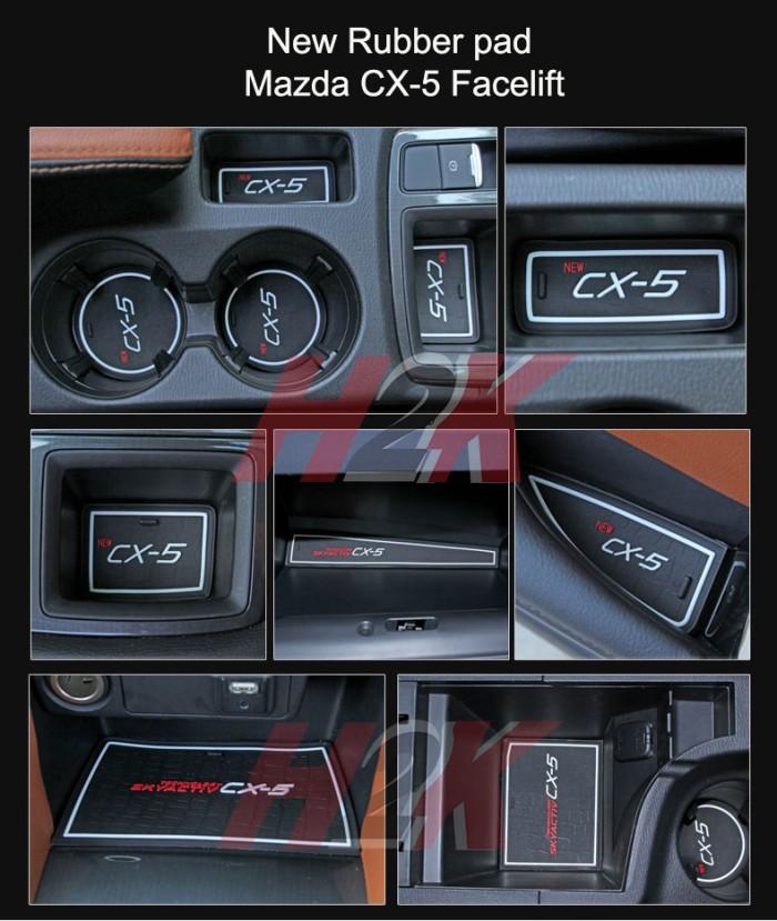 Jual Akesesoris Mobil Mazda CX-5 2015 Facelift