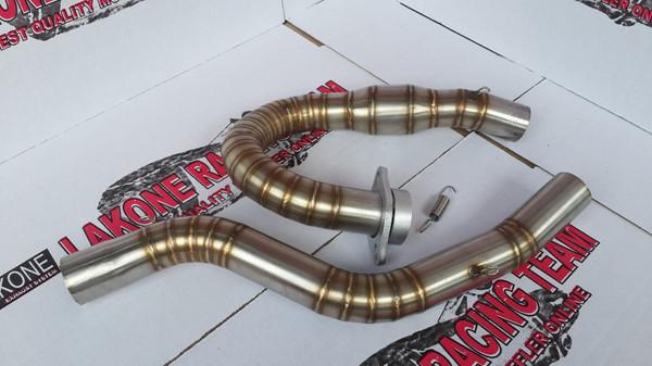 harga Leher/ header motor scorpio dan tiger custom trail Tokopedia.com