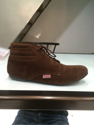 e70765005d harga Sepatu boot wanita fashion suede fransisca renaldy Tokopedia.com