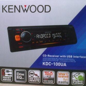 harga Single cd kenwood kdc 100 ua Tokopedia.com