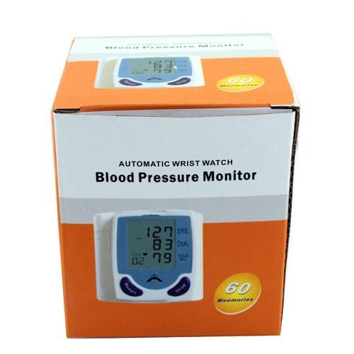 harga Automatic wrist watch blood pressure monitor Tokopedia.com