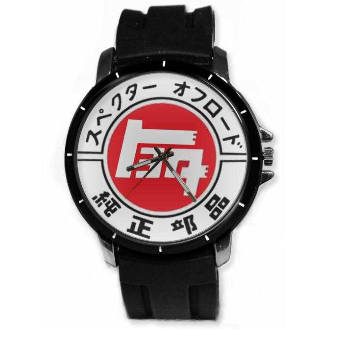 Jam tangan custom toyota hardtop fj40 .