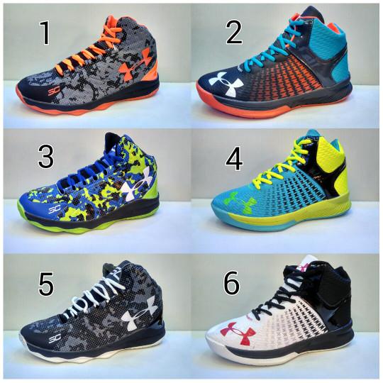 Jual Sepatu Basket UNDER ARMOUR Replika Import Vietnam Murah ... 0fddb62cc5