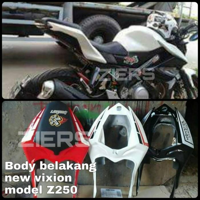 harga Body belakang new vixion model z250 Tokopedia.com