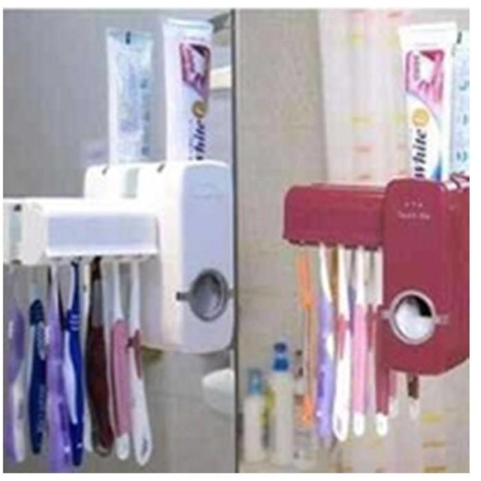 murah alat penjepit odol kartun pasta gigi dispenser odol babi pink harga diskon rp 15.000 beli. Source · Dispenser odol tempat sikat gigi bawah