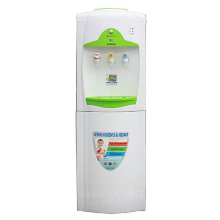 harga Sanken hwe67c dispenser - putih Tokopedia.com