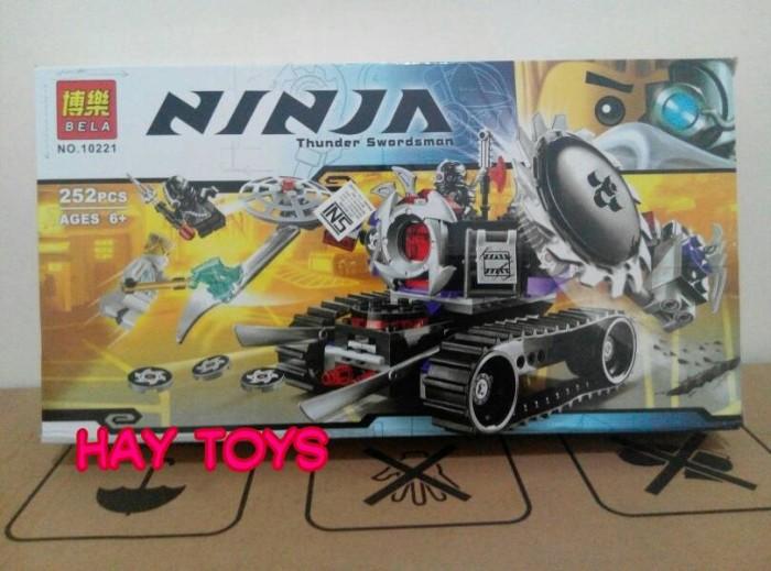 harga Lego bela ninja 10221 Tokopedia.com