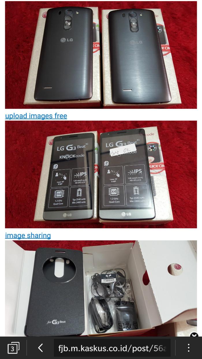 Foto Produk LG G3 stylus new bnib murah banget dari keylakaka