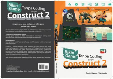 harga Bikin game tanpa coding dengan construct 2 + cd Tokopedia.com