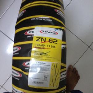 harga Ban tubles zeneos tapak lebar 130/60-17 zn62 sport race Tokopedia.com