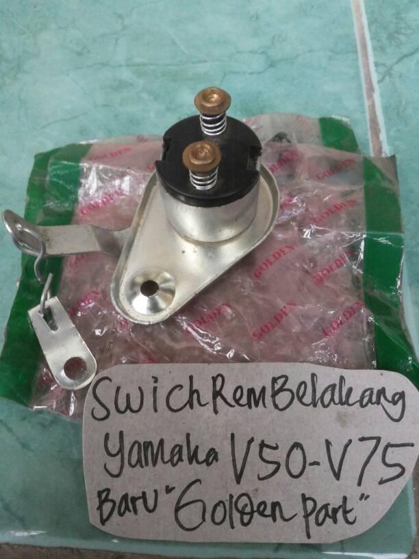 harga Switch rem belakang yamaha u5-u7-v50-v75 Tokopedia.com