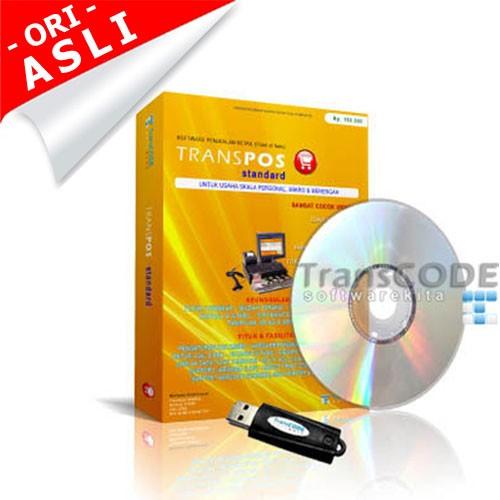 Foto Produk Software Kasir Toko (TransPOS 2011 Standard-Dongle) dari Toko Software Kita