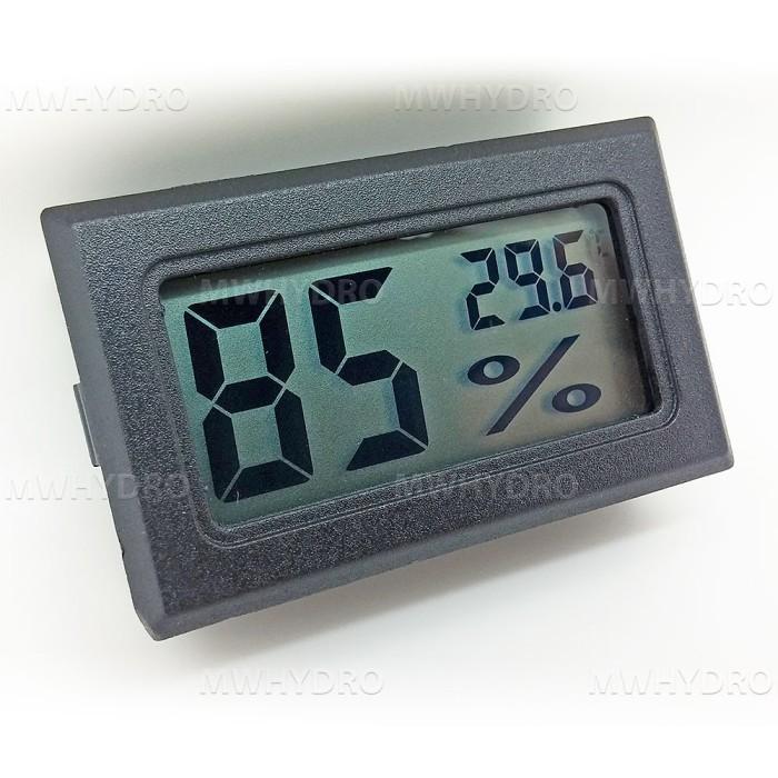 Foto Produk Mini Digital Thermometer & Hygrometer dari MW Hydro