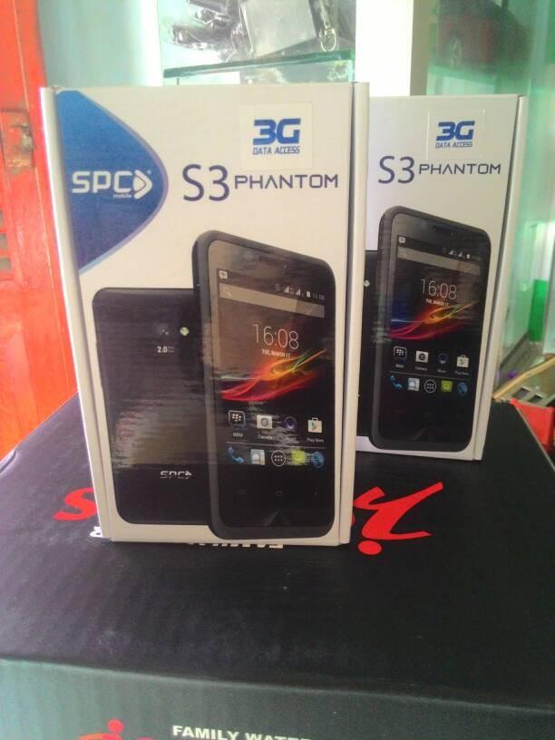 Foto Produk Android SPC S3 PHANTOM dari AMANAH-CURUP