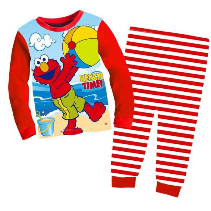 Jual GAP Pajamas Piama GAP Elmo