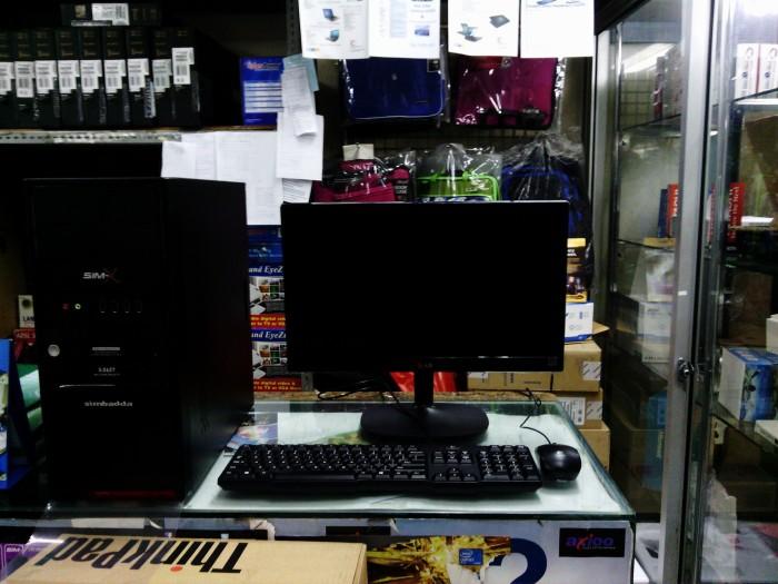 harga Komputer desktop rakitan prosesor amd athlon ii x2 250 monitor 156 Tokopedia.com