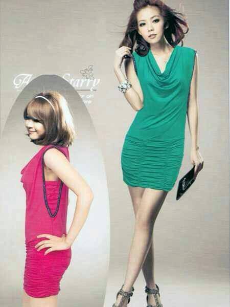 harga Gaun pendek/dress pendek hongkong/dress sexy/gaun import Tokopedia.com