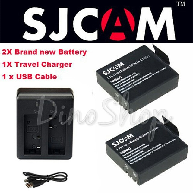 harga Complete Set Baterai/battery Charger For Sjcam & Brica B-pro5 Alpha Tokopedia.com