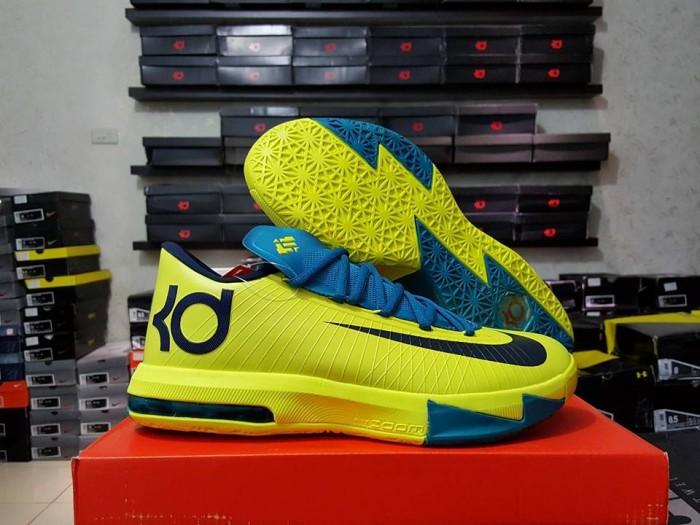Jual sepatu basket nike kevin durant 6 yellow cek harga di PriceArea.com ebb82a6dfb