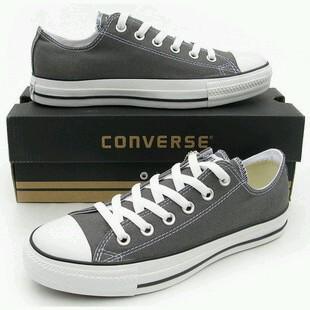 Foto Produk Sepatu Converse Gray , Grade Original - 36 dari UbbayshopID