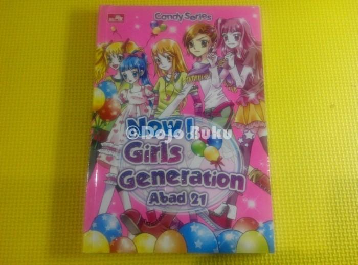 harga Candy series - now! girls generation abad 21 Tokopedia.com