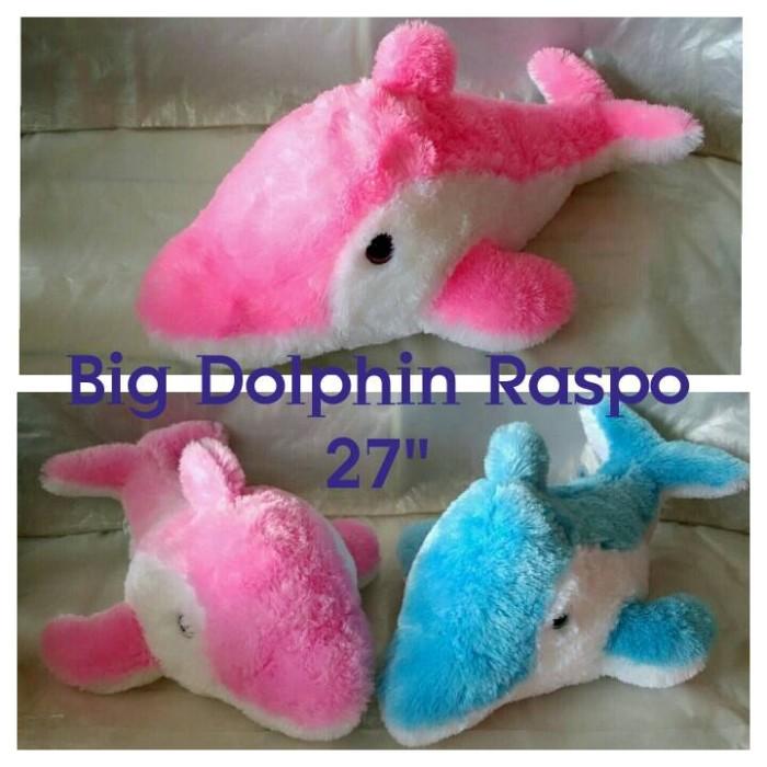 harga Boneka lumba-lumba / big dolphin raspo 27 Tokopedia.com