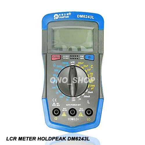 harga Lcr meter holdpeak dm6243l Tokopedia.com