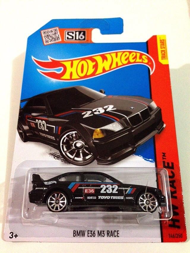 harga Hw 2015-146 Black - Bmw E36 M3 Race Tokopedia.com