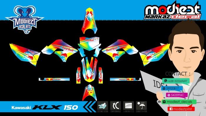harga Striping Decal Kits Klx150 Tokopedia.com