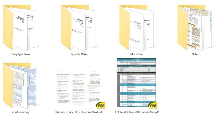 Cfa Level 1 Formula Sheet 2018 Pdf