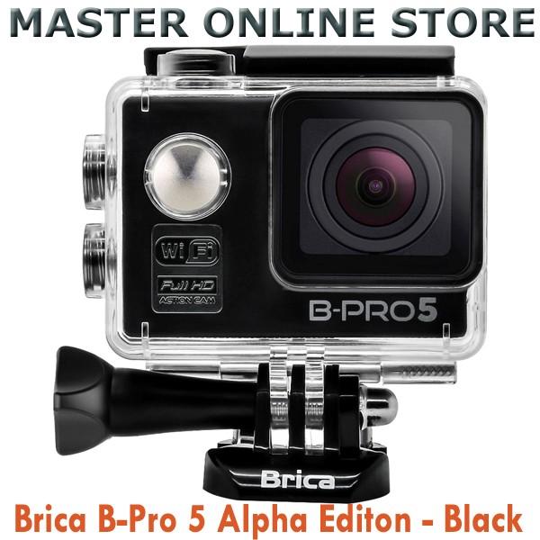 harga Brica action cam b-pro 5 alpha editon black include waterproof case Tokopedia.com