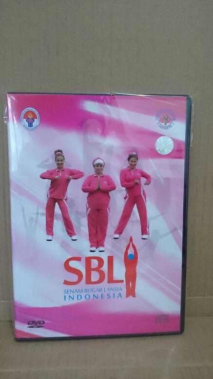 harga Dvd original senam bugar lansia indonesia Tokopedia.com