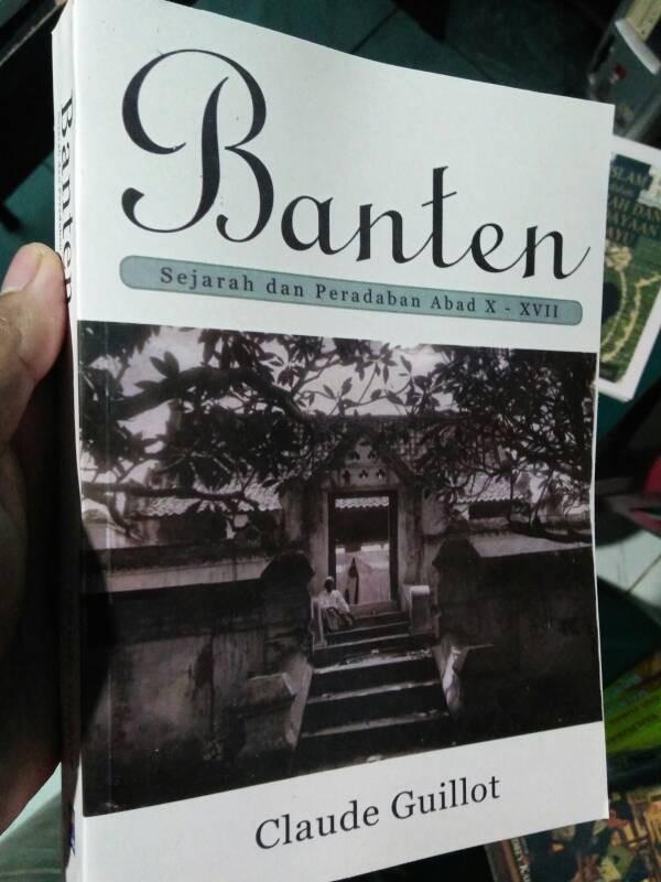 harga Banten sejarah dan peradaban Tokopedia.com