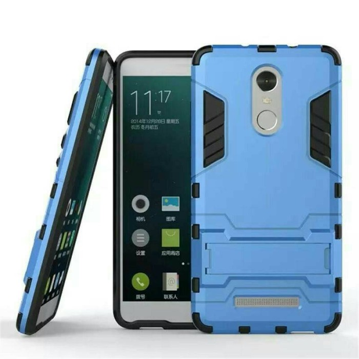 Case Xiaomi Redmi Note 3 Back Cover Robot FREE TEMPERED GLASS