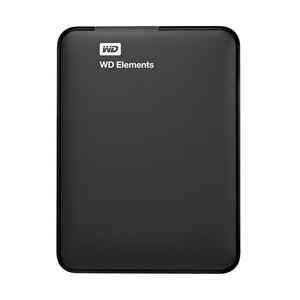 harga Hardisk Eksternal Wd Elements 1 Tb Black 2.5 Usb3 Tokopedia.com