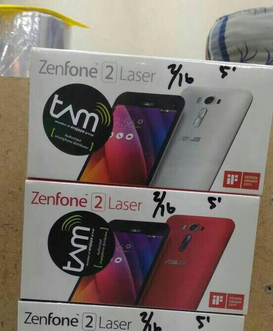 harga Asus zenfone 2 laser 2/16 garansi resmi Tokopedia.com