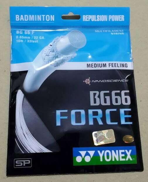 harga Senar yonex bg66 force sp Tokopedia.com