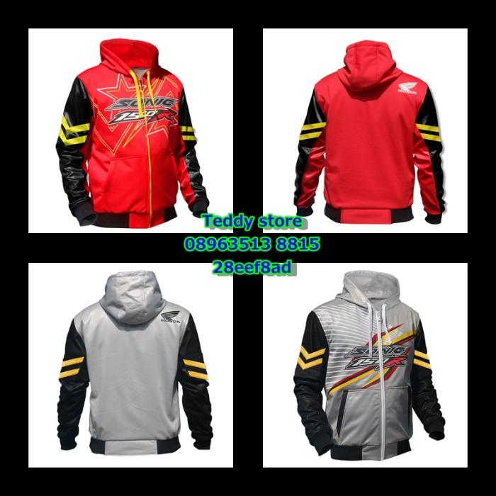 harga Jaket honda sonic150r sonic 150r 150 r hoodie original Tokopedia.com