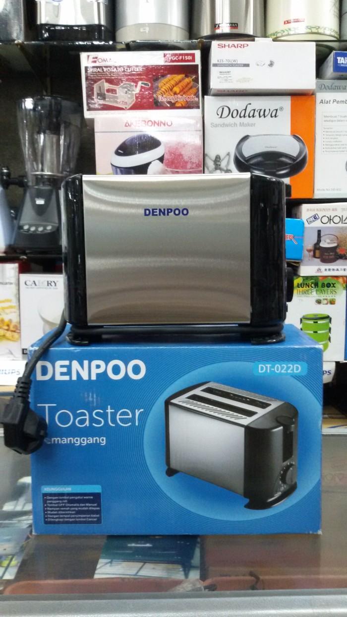 harga Toester denpoo dt-022d Tokopedia.com