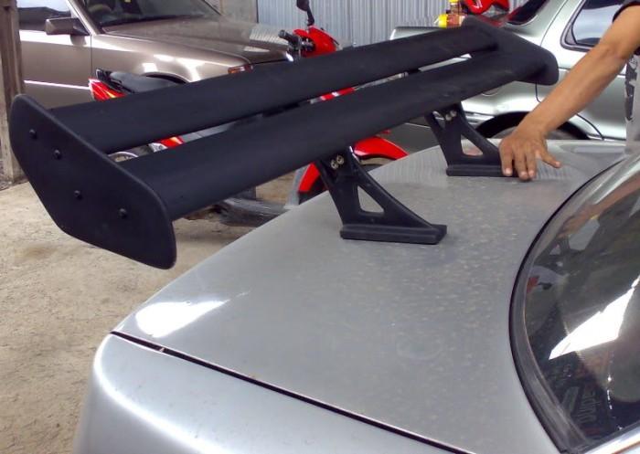 harga Spoiler gt wing universal untuk semua sedan (star racing) Tokopedia.com