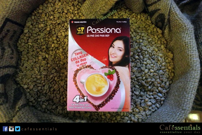harga G7 ladies coffee passiona - kopi vietnam no.1 - trung nguyen 14x16g Tokopedia.com